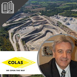 Colas uses Articque solutions